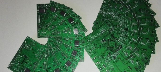 The cheapest and fast PCB making